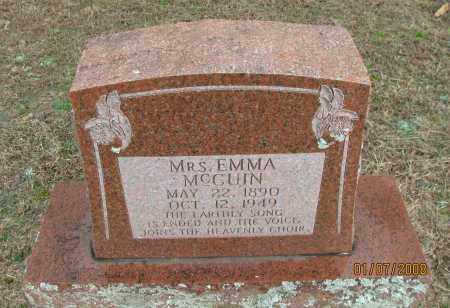 MCCUIN, EMMA - Pope County, Arkansas | EMMA MCCUIN - Arkansas Gravestone Photos