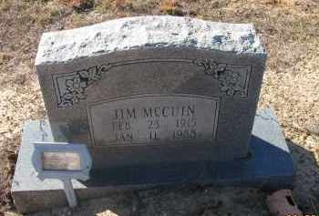 MCCUIN, JIM - Pope County, Arkansas | JIM MCCUIN - Arkansas Gravestone Photos