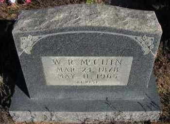 MCCUIN, WILLIAM ROBERT - Pope County, Arkansas | WILLIAM ROBERT MCCUIN - Arkansas Gravestone Photos