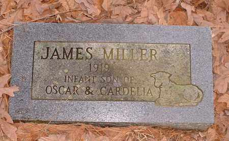 MILLER, JAMES - Pope County, Arkansas | JAMES MILLER - Arkansas Gravestone Photos