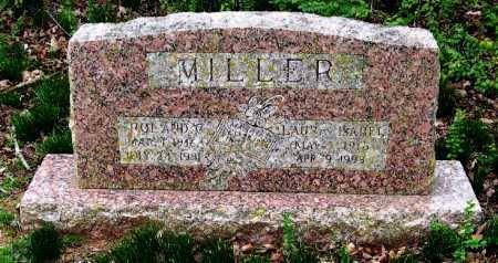 MILLER, ROLAND C - Pope County, Arkansas | ROLAND C MILLER - Arkansas Gravestone Photos