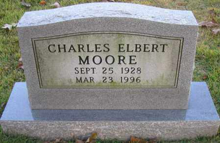 MOORE, CHARLES ELBERT - Pope County, Arkansas | CHARLES ELBERT MOORE - Arkansas Gravestone Photos