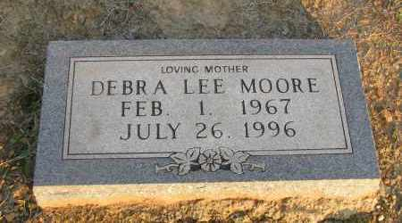 MOORE, DEBRA LEE - Pope County, Arkansas | DEBRA LEE MOORE - Arkansas Gravestone Photos