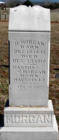 MORGAN, HEZEKIAH - Pope County, Arkansas | HEZEKIAH MORGAN - Arkansas Gravestone Photos