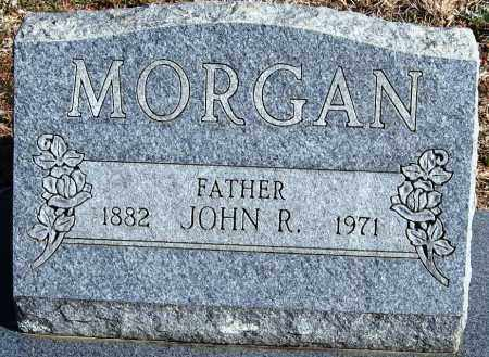 MORGAN, JOHN R - Pope County, Arkansas | JOHN R MORGAN - Arkansas Gravestone Photos