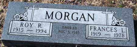 MORGAN, ROY R - Pope County, Arkansas | ROY R MORGAN - Arkansas Gravestone Photos