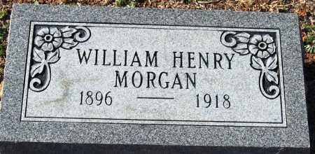 MORGAN, WILLIAM HENRY - Pope County, Arkansas | WILLIAM HENRY MORGAN - Arkansas Gravestone Photos