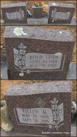 MORPHIS, BOYD LEON - Pope County, Arkansas | BOYD LEON MORPHIS - Arkansas Gravestone Photos