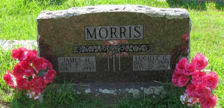 MORRIS, JAMES H - Pope County, Arkansas | JAMES H MORRIS - Arkansas Gravestone Photos