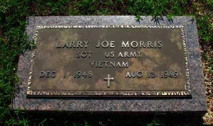 MORRIS (VETERAN VIET), LARRY JOE - Pope County, Arkansas | LARRY JOE MORRIS (VETERAN VIET) - Arkansas Gravestone Photos
