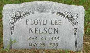 NELSON, FLOYD LEE - Pope County, Arkansas | FLOYD LEE NELSON - Arkansas Gravestone Photos