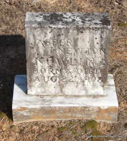 NOWLIN, JASPER NEWTON - Pope County, Arkansas | JASPER NEWTON NOWLIN - Arkansas Gravestone Photos