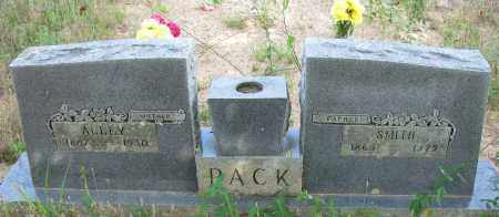 PACK, ALLEY - Pope County, Arkansas | ALLEY PACK - Arkansas Gravestone Photos