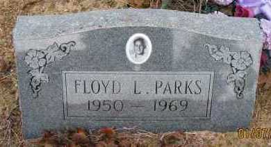 PARKS, FLOYD L. - Pope County, Arkansas | FLOYD L. PARKS - Arkansas Gravestone Photos