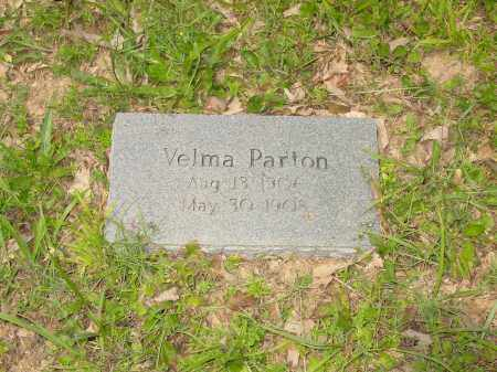 PARTON, VELMA - Pope County, Arkansas | VELMA PARTON - Arkansas Gravestone Photos