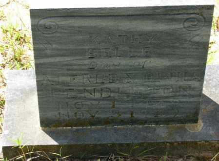 PENDLETON, KATHY BELLE - Pope County, Arkansas | KATHY BELLE PENDLETON - Arkansas Gravestone Photos