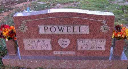 EUBANKS POWELL, STELLA - Pope County, Arkansas | STELLA EUBANKS POWELL - Arkansas Gravestone Photos