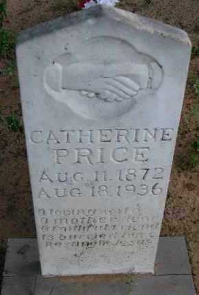 PRICE, CATHERINE - Pope County, Arkansas | CATHERINE PRICE - Arkansas Gravestone Photos