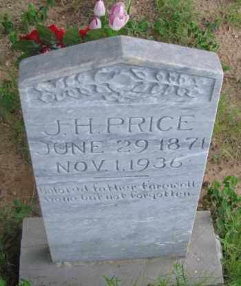 PRICE, J H - Pope County, Arkansas | J H PRICE - Arkansas Gravestone Photos