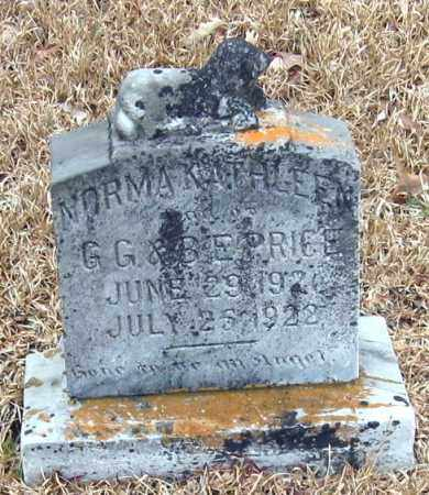 PRICE, NORMA KATHLEEN - Pope County, Arkansas | NORMA KATHLEEN PRICE - Arkansas Gravestone Photos