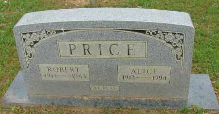 PRICE, ALICE - Pope County, Arkansas | ALICE PRICE - Arkansas Gravestone Photos