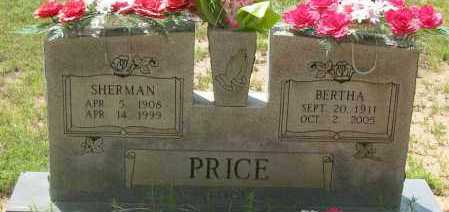 PRICE, SHERMAN - Pope County, Arkansas | SHERMAN PRICE - Arkansas Gravestone Photos