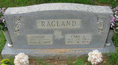 RAGLAND, COSBY - Pope County, Arkansas | COSBY RAGLAND - Arkansas Gravestone Photos