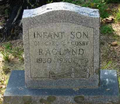 RAGLAND, INFANT SON - Pope County, Arkansas | INFANT SON RAGLAND - Arkansas Gravestone Photos