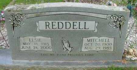 REDDELL, ELSIE - Pope County, Arkansas | ELSIE REDDELL - Arkansas Gravestone Photos