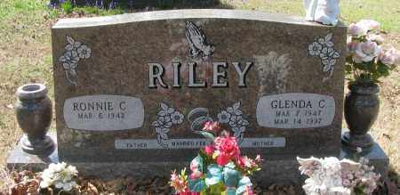 RILEY, GLENDA C - Pope County, Arkansas | GLENDA C RILEY - Arkansas Gravestone Photos