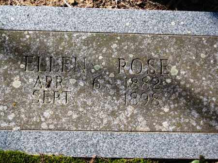 ROSE, ELLEN - Pope County, Arkansas | ELLEN ROSE - Arkansas Gravestone Photos