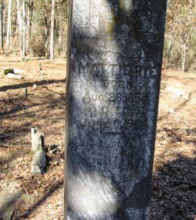 RYE, MATTIE - Pope County, Arkansas | MATTIE RYE - Arkansas Gravestone Photos