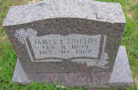SHIELDS, JAMES L - Pope County, Arkansas | JAMES L SHIELDS - Arkansas Gravestone Photos