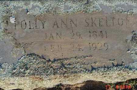 SKELTON, POLLY ANN - Pope County, Arkansas | POLLY ANN SKELTON - Arkansas Gravestone Photos