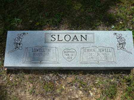 SLOAN, LOWELL M - Pope County, Arkansas | LOWELL M SLOAN - Arkansas Gravestone Photos