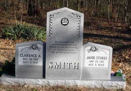 SMITH, CLARENCE A - Pope County, Arkansas | CLARENCE A SMITH - Arkansas Gravestone Photos