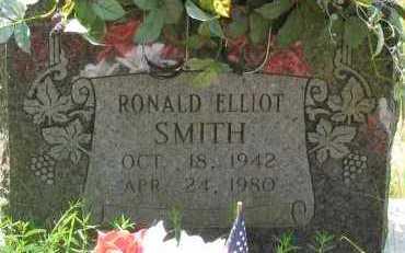 SMITH, RONALD ELLIOT - Pope County, Arkansas | RONALD ELLIOT SMITH - Arkansas Gravestone Photos