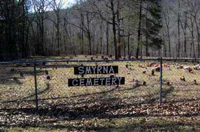 *SMYRNA CEMETERY OVERVIEW,  - Pope County, Arkansas |  *SMYRNA CEMETERY OVERVIEW - Arkansas Gravestone Photos