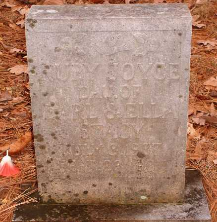 STACY, RUBY JOYCE - Pope County, Arkansas | RUBY JOYCE STACY - Arkansas Gravestone Photos