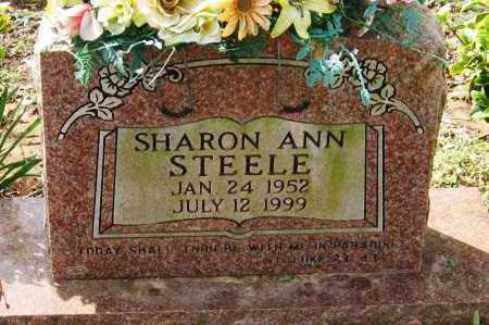STEELE, SHARON ANN - Pope County, Arkansas | SHARON ANN STEELE - Arkansas Gravestone Photos