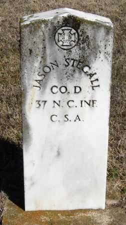 STEGALL  (VETERAN CSA), JASON - Pope County, Arkansas | JASON STEGALL  (VETERAN CSA) - Arkansas Gravestone Photos