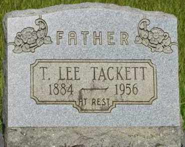 TACKETT, T  LEE - Pope County, Arkansas | T  LEE TACKETT - Arkansas Gravestone Photos