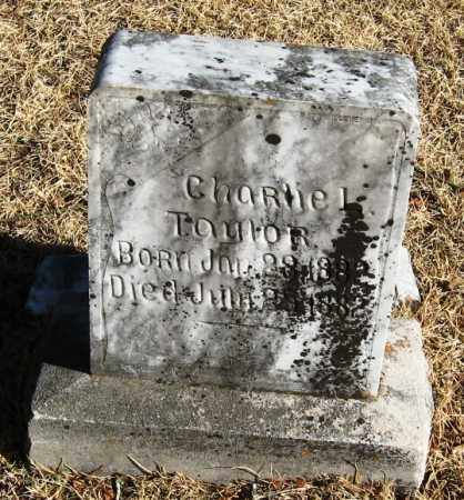 TAYLOR, CHARLIE L - Pope County, Arkansas | CHARLIE L TAYLOR - Arkansas Gravestone Photos