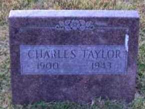 TAYLOR, CHARLES - Pope County, Arkansas | CHARLES TAYLOR - Arkansas Gravestone Photos