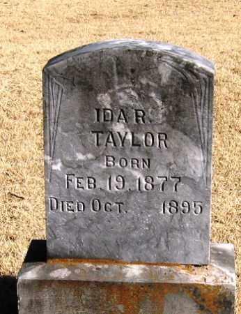 TAYLOR, IDA R - Pope County, Arkansas | IDA R TAYLOR - Arkansas Gravestone Photos