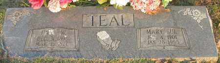 TEAL, UNIS W - Pope County, Arkansas | UNIS W TEAL - Arkansas Gravestone Photos