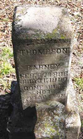 THOMPSON, BARNEY - Pope County, Arkansas | BARNEY THOMPSON - Arkansas Gravestone Photos