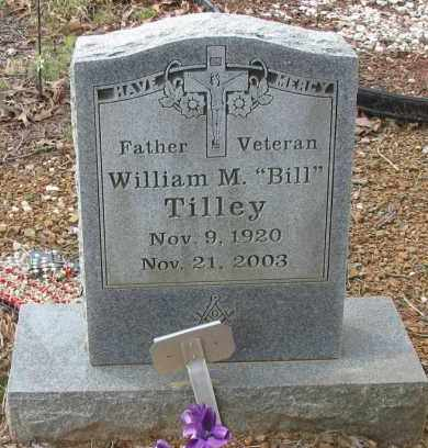 TILLEY, WILLIAM M - Pope County, Arkansas | WILLIAM M TILLEY - Arkansas Gravestone Photos