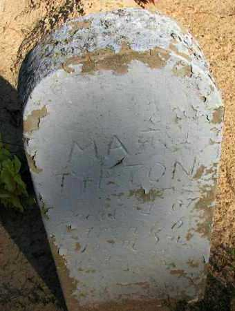 TIPTON, MAE - Pope County, Arkansas | MAE TIPTON - Arkansas Gravestone Photos