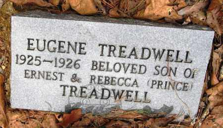 TREADWELL, EUGENE - Pope County, Arkansas | EUGENE TREADWELL - Arkansas Gravestone Photos